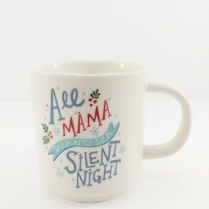 Threshold Silent Night Cup Mug